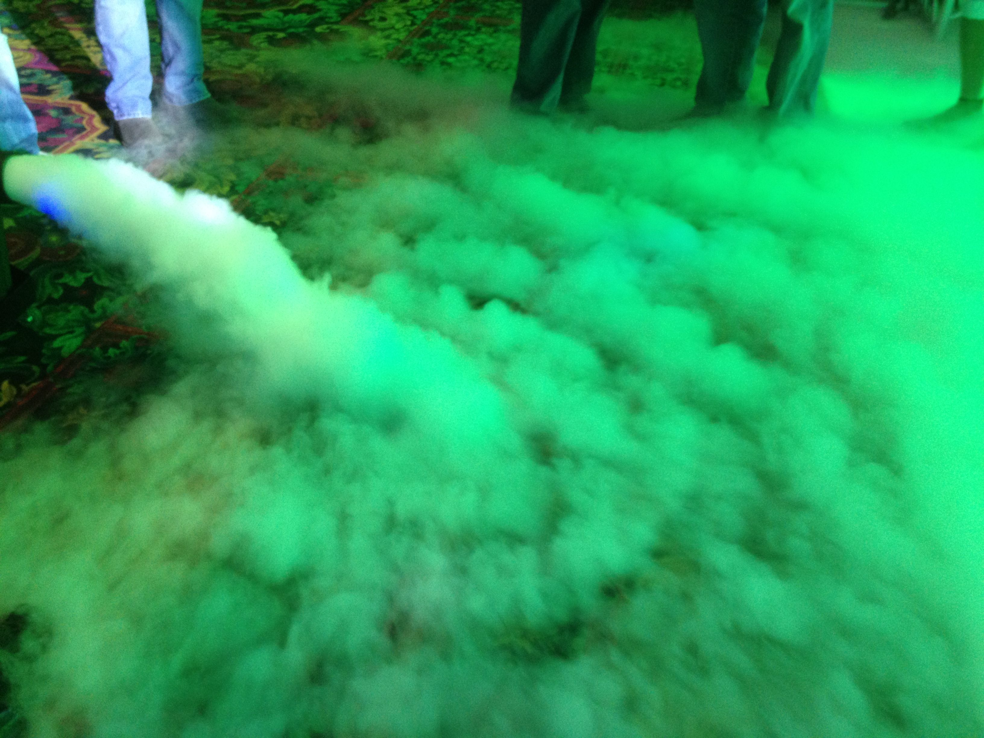 Image result for smoke machines inside haunted house