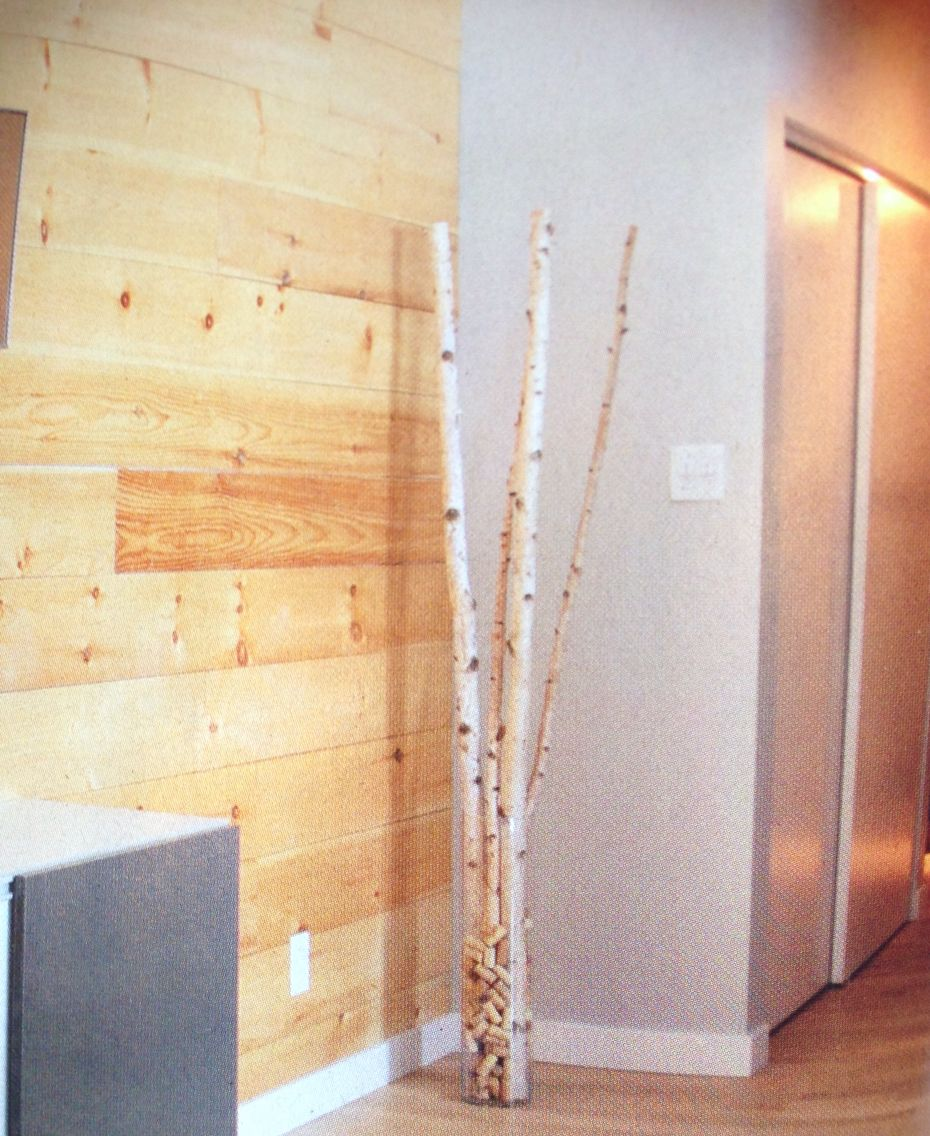 Décoration bouleau | Birch tree decor, Branch decor ...