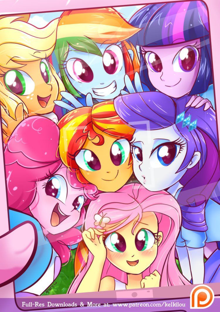 Пин на доске My little pony