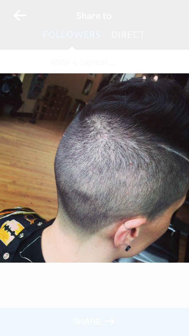 Pin On Hair Cuts For Butch Andro Women
