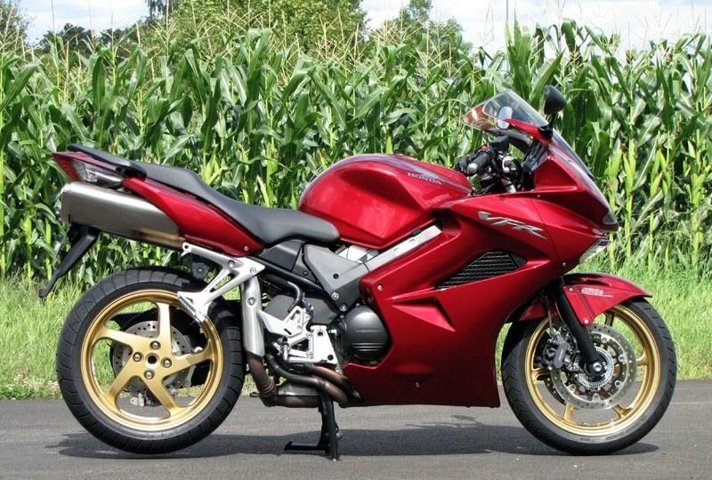 honda vfr800 red   motorcycles   pinterest   honda, wheels and cars