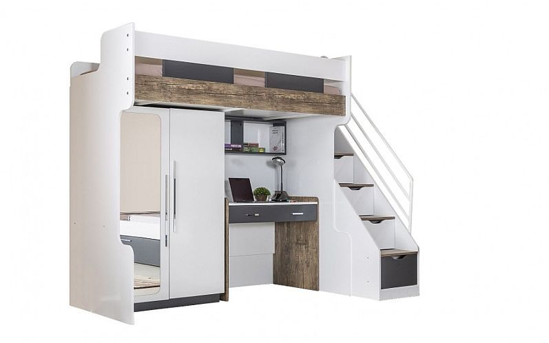 Cilek Kleiderschrank Für Hochbett Compact In 2019 Home