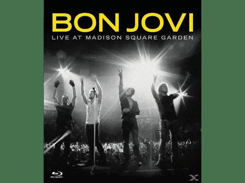 Bon Jovi - Live At Madison Square Garden (blu Ray Dvd) [blu-ray]