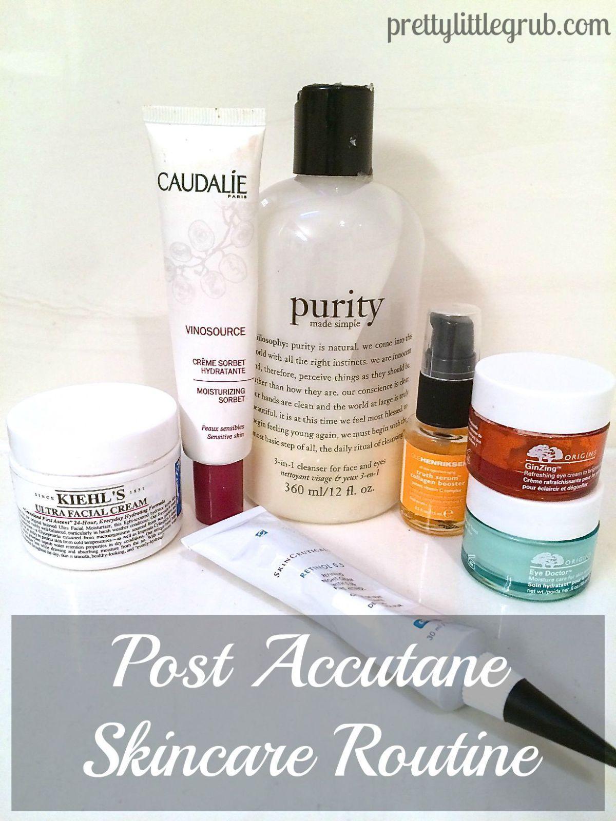 Post Accutane Update Skincare Routine Pretty Little Grub Skin Care Routine Skin Care Updated Skincare