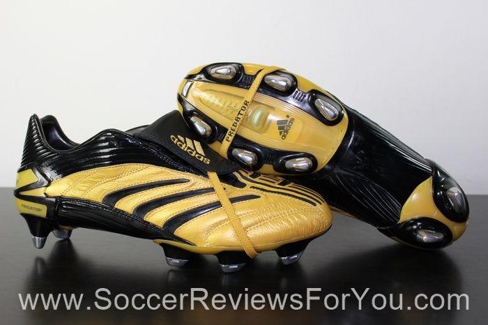 cfbfbf1775f Adidas Predator Absolute - Gold and Black - 2006 World Cup Edition ...