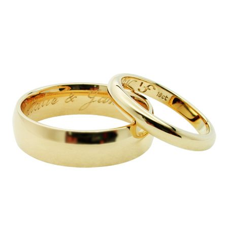 gold wedding rings gold wedding bands b