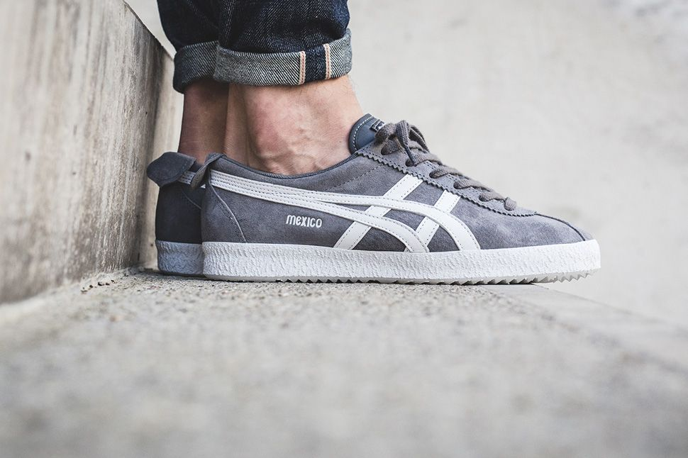 Onitsuka Tiger Mexico Delegation Drops in Two Colorways