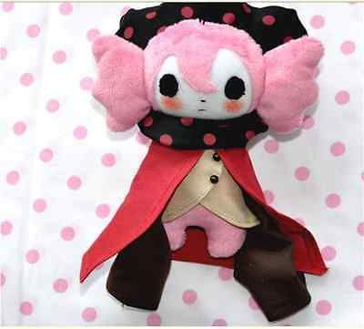 HOT NEW Anime Puella Magi Madoka Magica Charlotte Plush Doll Toy Collectibles