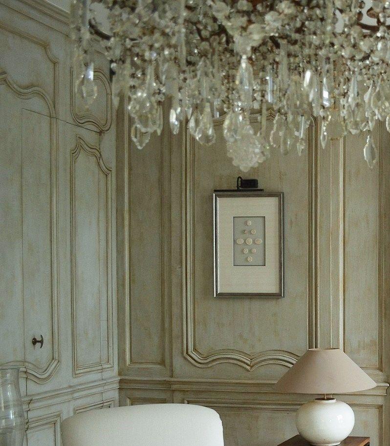 French 18th Century Regence Style