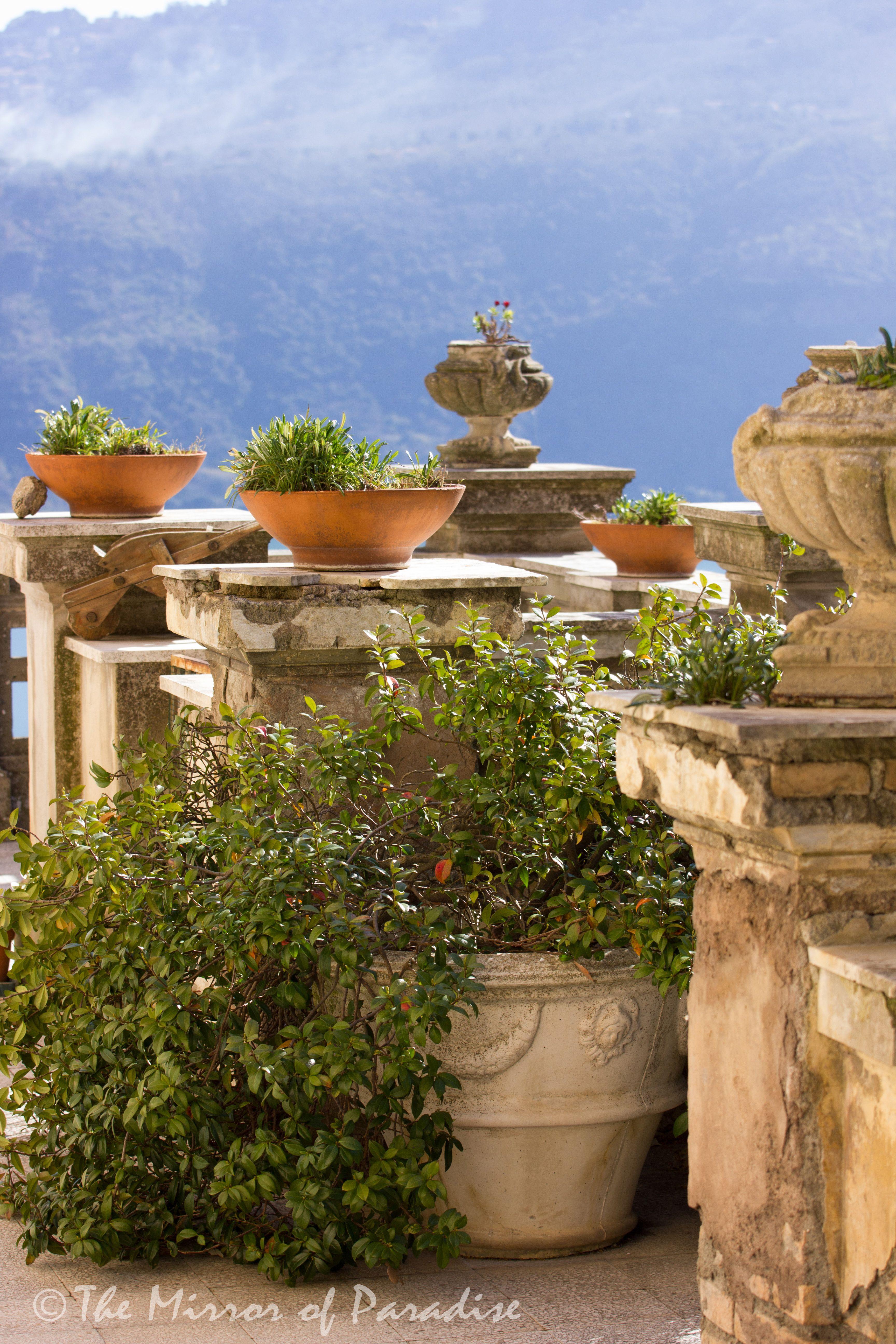 A terrace in a villa on Albano Lake near Rome (Italy) | AMAZING ...