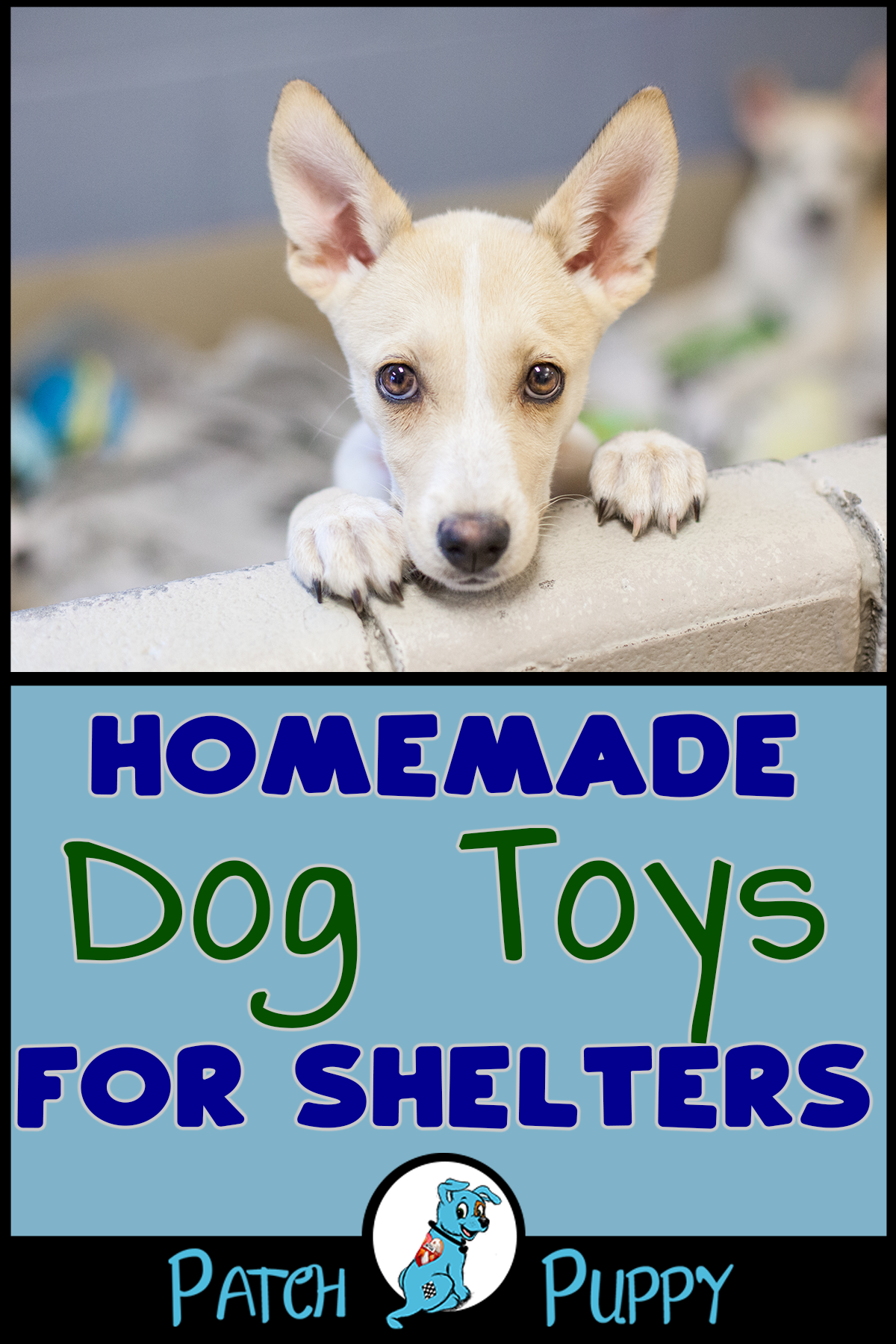 3 Fun And Easy Homemade Dog Toys For Shelters With Video