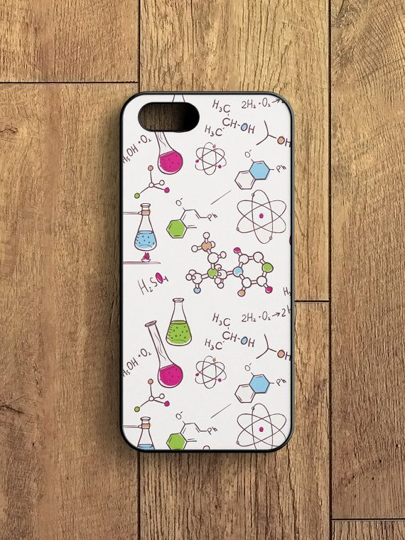 science iphone 8 case