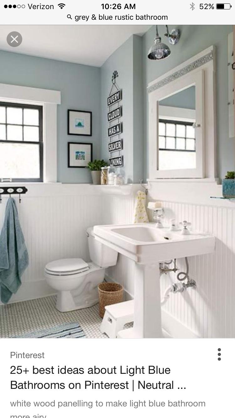 Pin By Amy Oftring On Bathroom Blue Bathroom Decor Light Blue Bathroom Green Bathroom