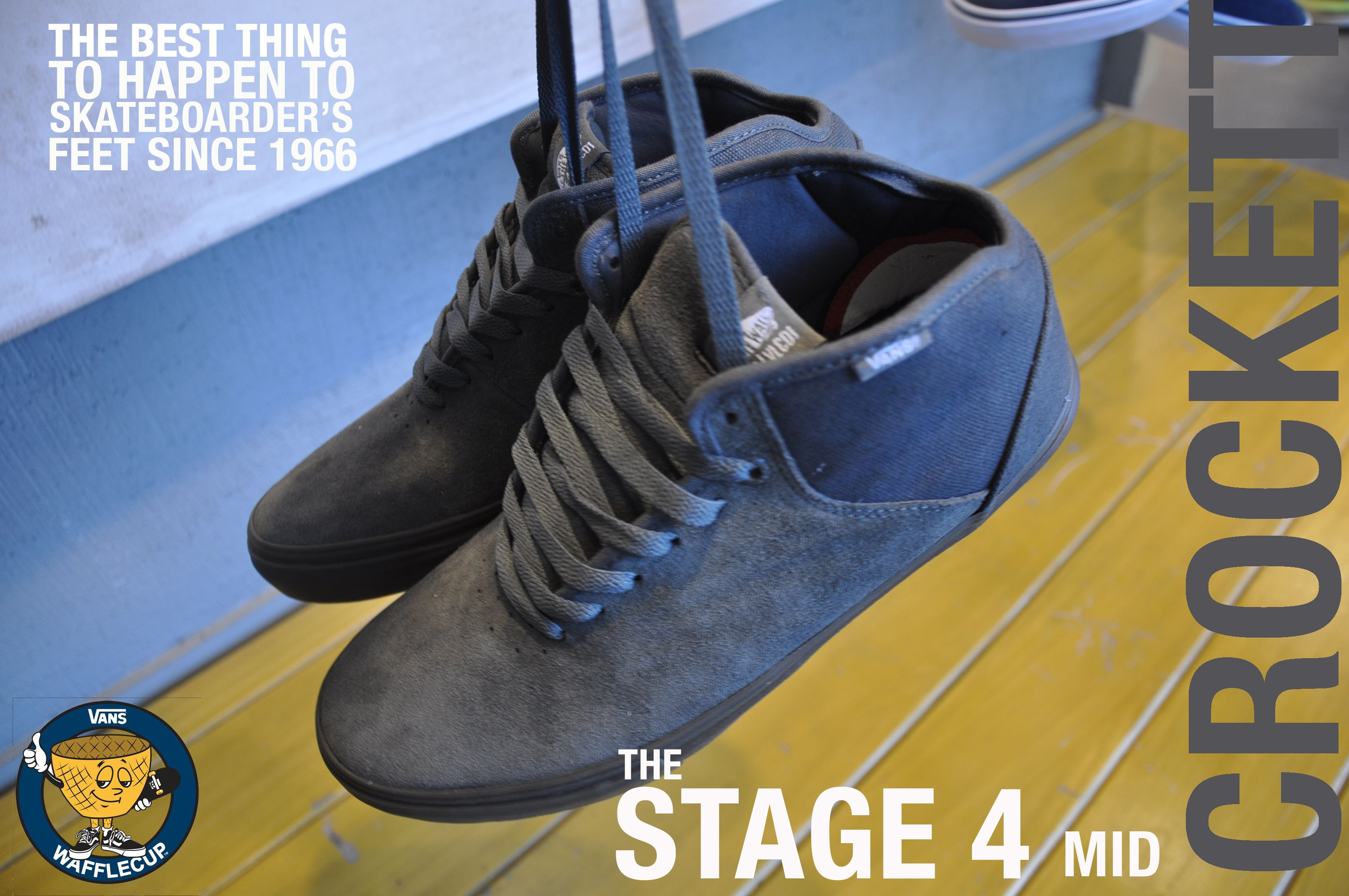 98597a48e05e Stage 4 Mid - Gilbert Crockett (Grey) - Php 4