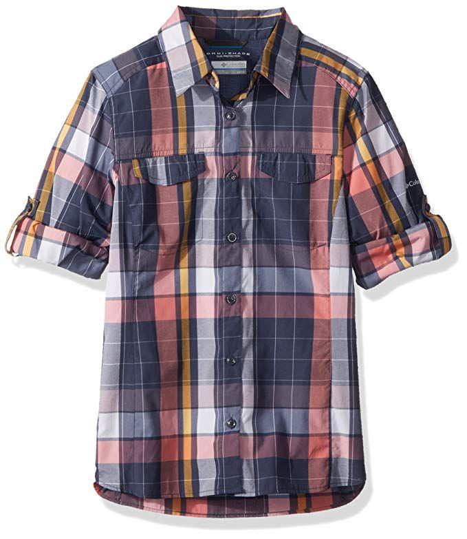 fa0bbbc4cbd Columbia Women's Silver Ridge Lite Plaid Long Sleeve Shirt Review ...