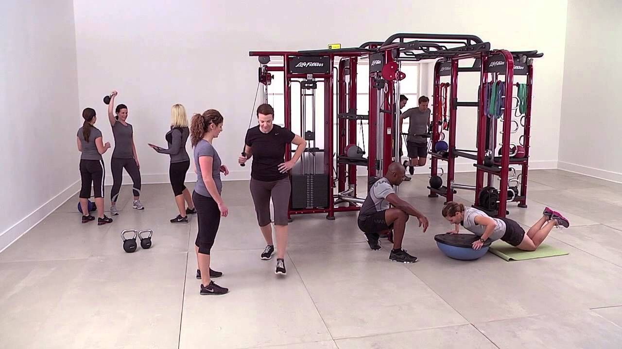 Explore Small Group Training Workout Options On Synrgy360 View Examples Of Stamina Core Activation Small Group Training Group Training Planet Fitness Workout