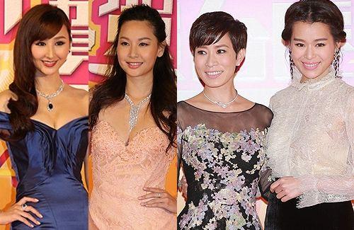 Bernice Liu Confirms Dating Businessman, Calvin Lo
