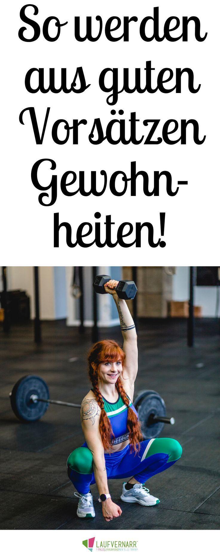 Laufvernarrt - Fitness, gesunde Ernährung und Selbstliebe (laufvernarrt) on Pinterest Gewohnheiten s...