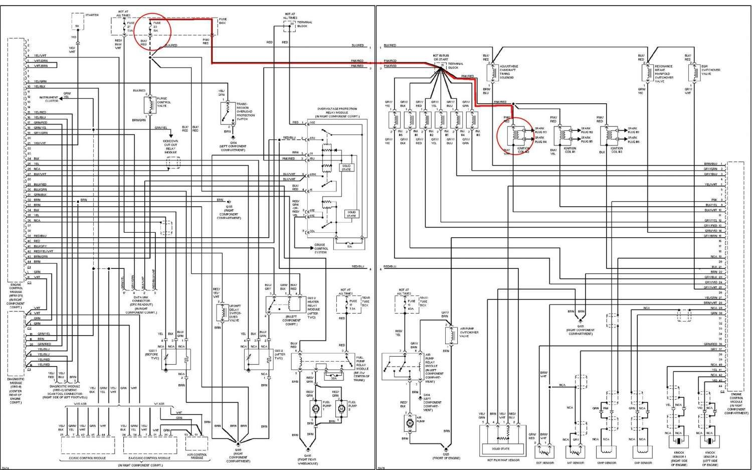 17 Mercedes Car Wiring Diagram