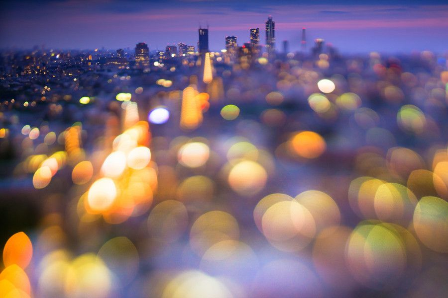 end of the evening by takashi kitajima on 500px