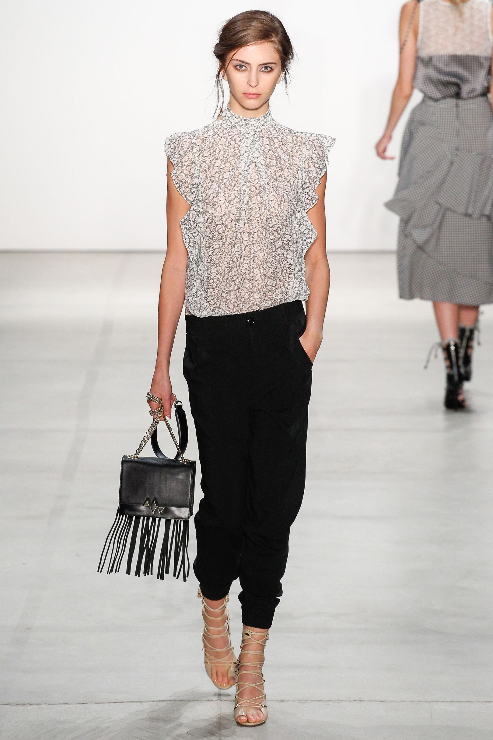 Marissa Webb Spring Summer 2017 Ready To Wear Collection British Vogue