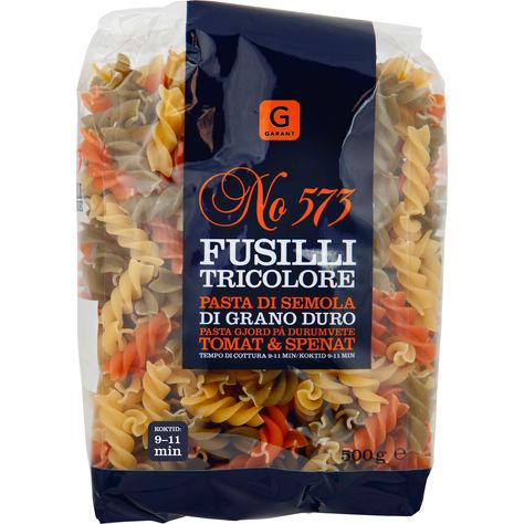 Fusilli Tricolore I 2020 Fusilli Recept Tomat