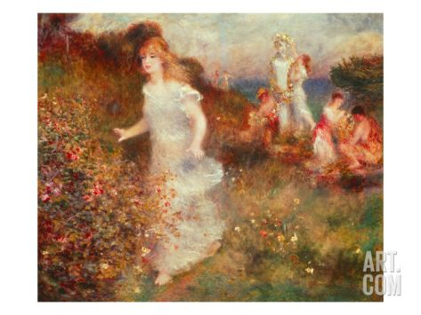 The Festival of Pan Giclee Print by Auguste Renoir at Art.com