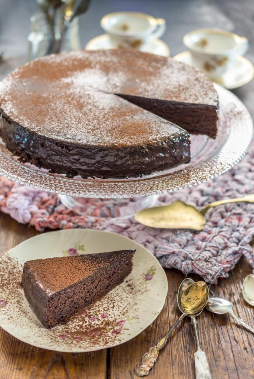 Ruis-suklaakakku