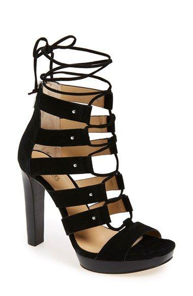 8652fd0669b MICHAEL MICHAEL KORS  Sofia  Platform Gladiator Sandal (Women).   michaelmichaelkors  shoes  sandals
