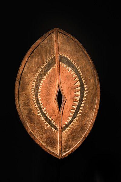 Detours Des Mondes Le Coin Des Collectionneurs Art Primitif Art Aborigene Bouclier