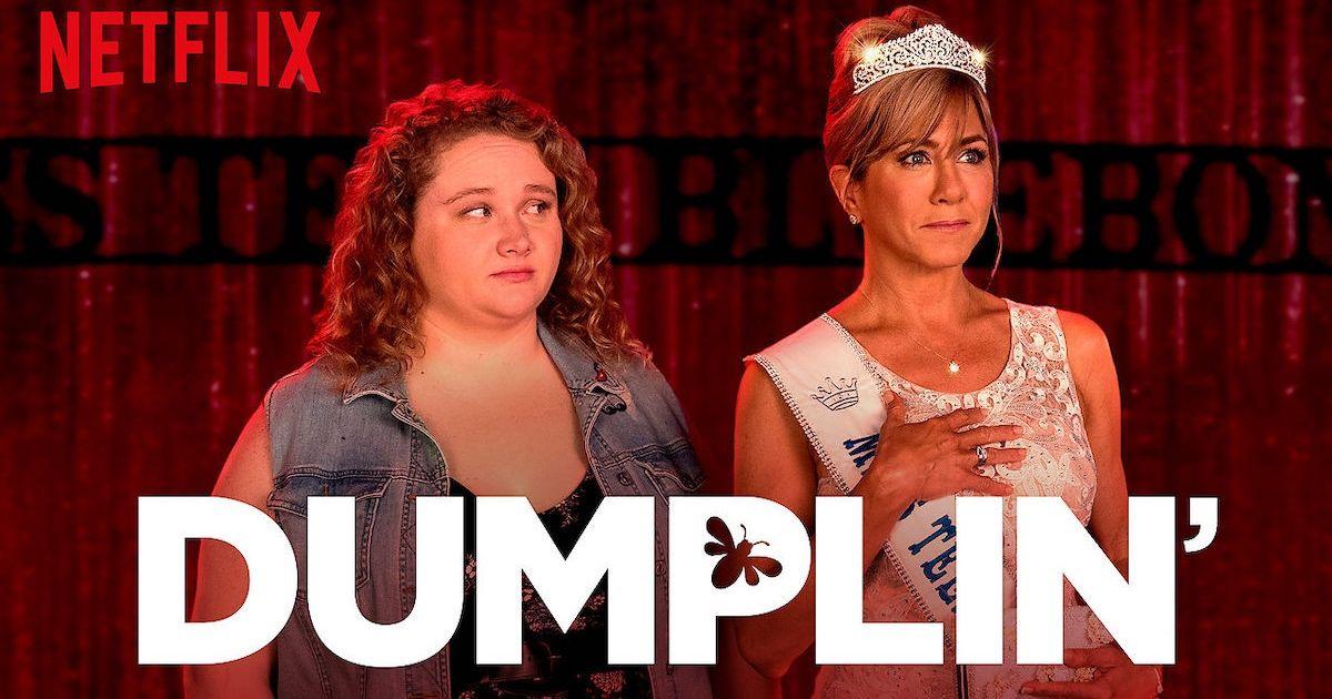 Film Review Dumplin 2018 Moviebabble Teenage Movie Netflix Film Review