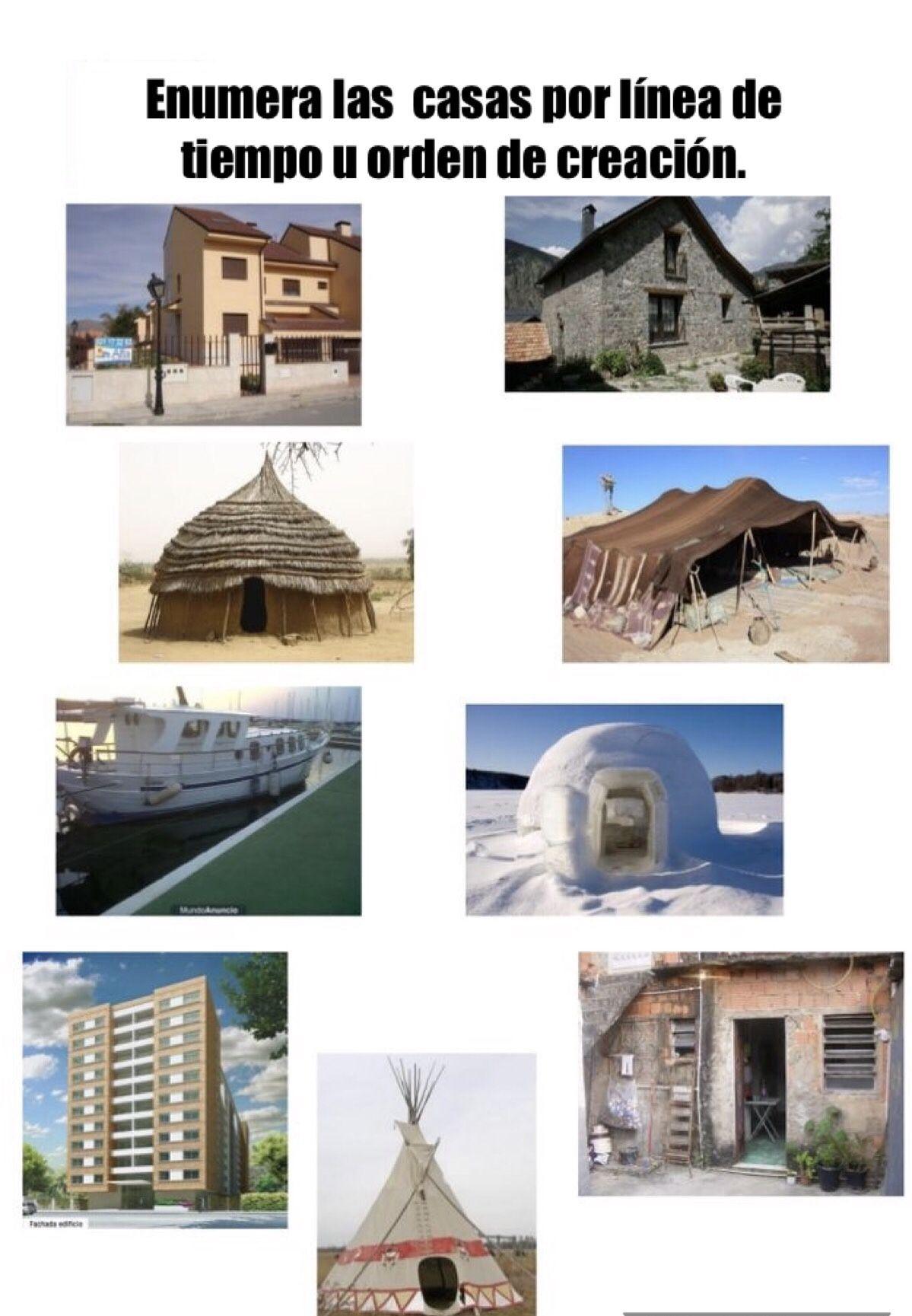 Actividades De Casas Viviendas Hogares Houses
