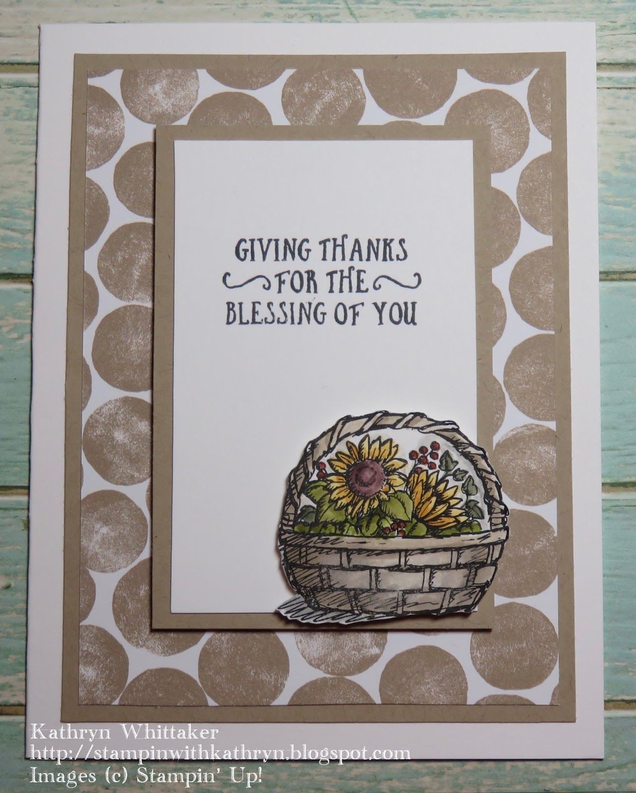my husband needed a couple of thank you cards this week