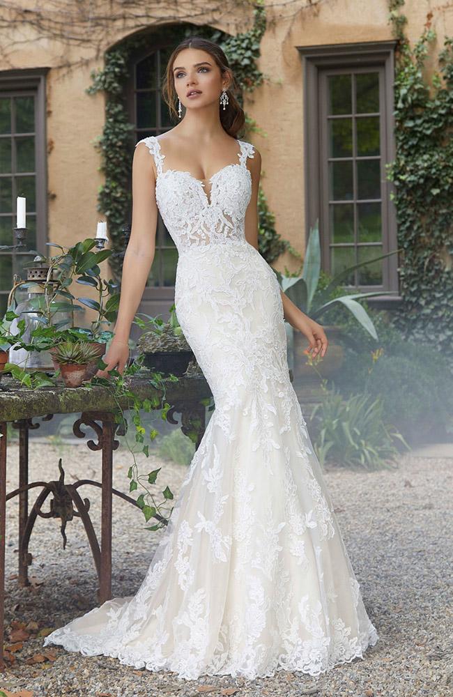 Mori Lee 5707 Primrose Mermaid Wedding Dress Price 1350 In 2020
