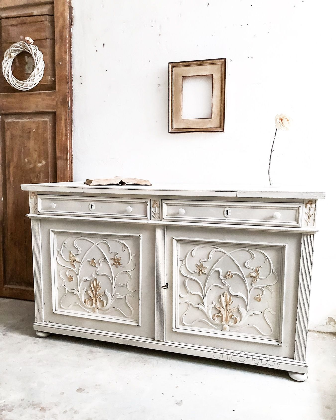 Sideboard Shabby Chic Sideboard Shabby Chic Credenza Shabby Chic Buffets Painted Diy S