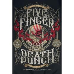 Photo of Five Finger Death Punch 100 Proof Kapuzenpullover