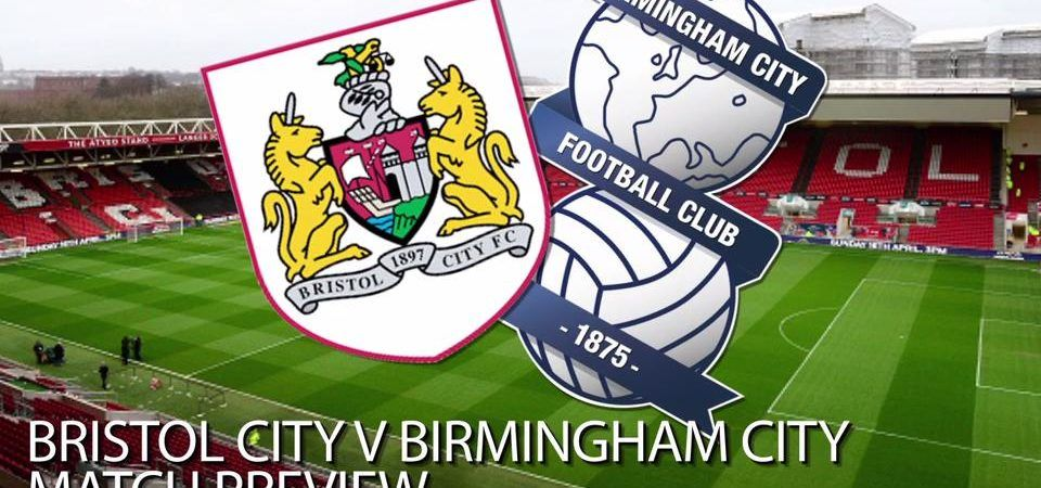 Bristol City Vs Birmingham City Score Prediction Lineups Live