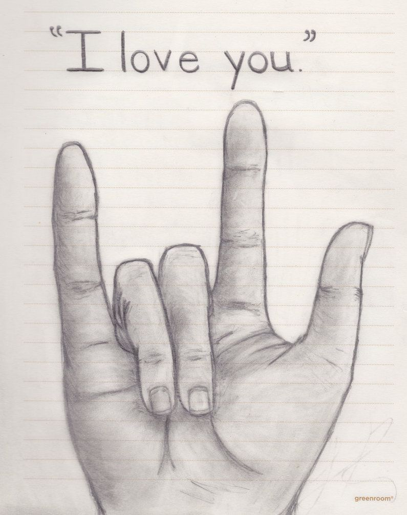 I Love You Sign Language Svg : language, Ideas, Language,, American, Language