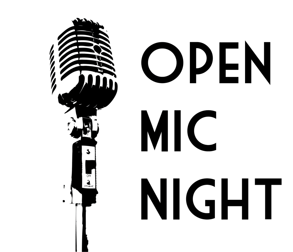 Every Thursday Open Mic Night Dispatch Because Of The Overwhelming Support Of Local Musicians Coming Out On Thursday Open Mic Night Mic Restaurant Poster