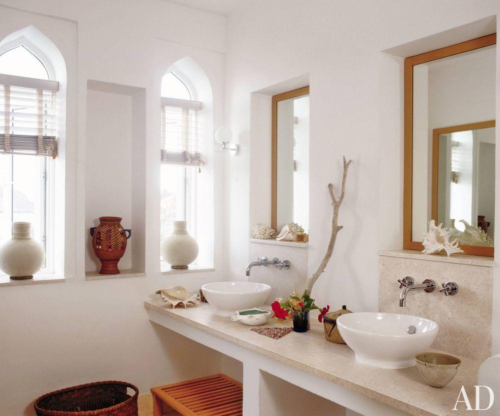 Exotic Bathroom by Samiya Al-Harthy Sheridan and Samiya Al-Harthy ...