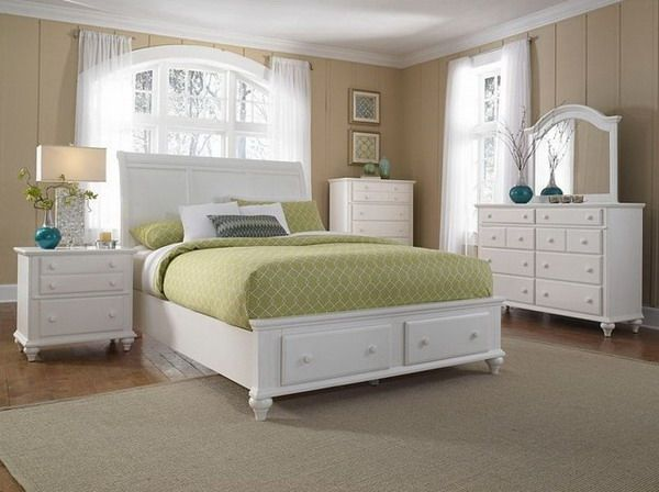 White Bedroom Furniture Sets | homestars.xyz | Pinterest | White ...