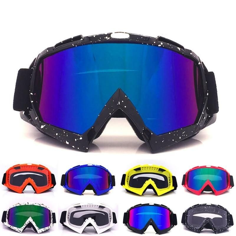 bdc3d5e4a1d  Unisex Ski Goggles Snowboard Mask Winter Snowmobile Motocross Sunglasses  Windproof UV Protection Winter Sport Glasses