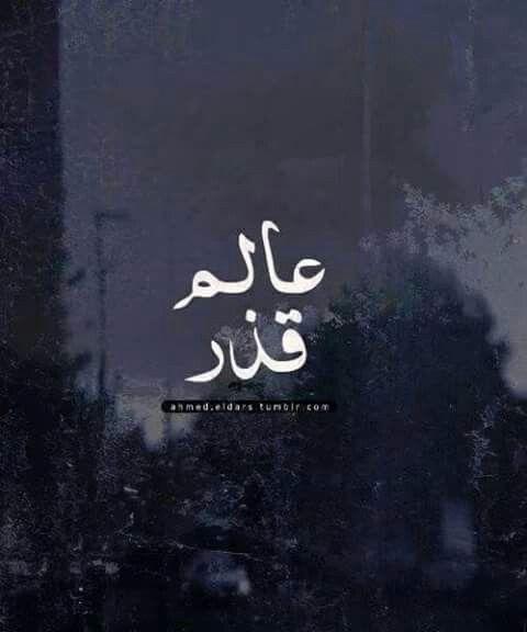 عالم قذر Words Chalkboard Quote Art Arabic Quotes