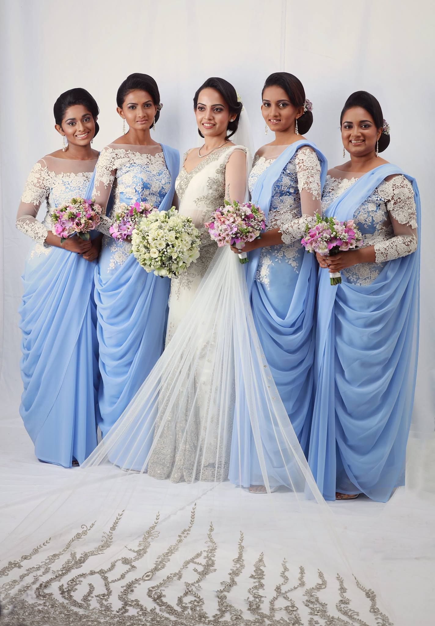 HAIR ,MAKEUP & DRESSING Indika Bandara OF INBA | Sri Lankan Weddings ...