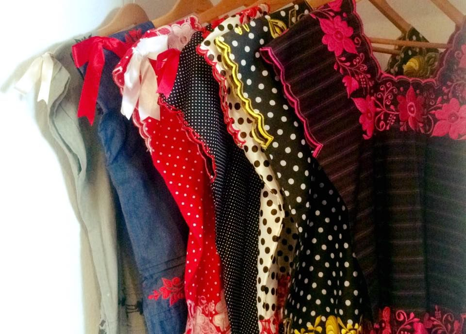 Blusas bordadas de #Yucatán. ¿Te gustan? | Boutique de ...