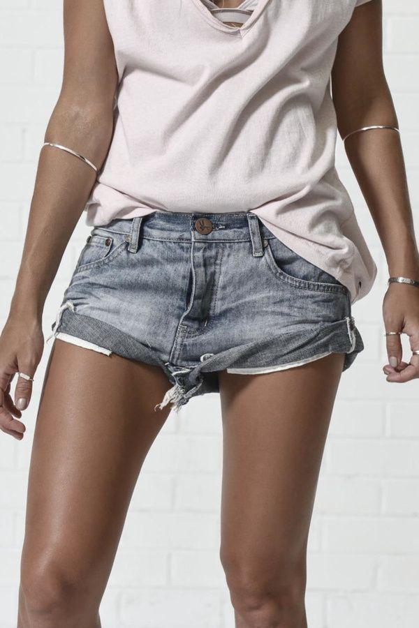 Short shorts, Jean short, Summer shorts, Casual, comfy, Bandits Short