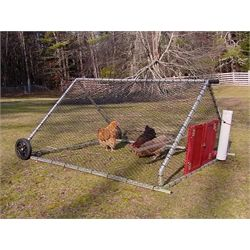 chicken playpen...our's cost less than 5 bucks to make, this one costs 430!