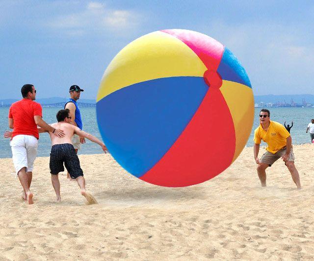 Ballon De Plage G 233 Ant Море пляж Пляж