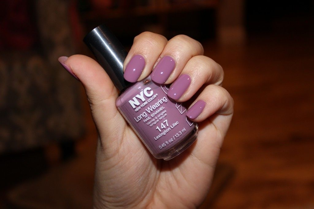 NYC nail polish is a great, inexpensive alternative for Essie and ...