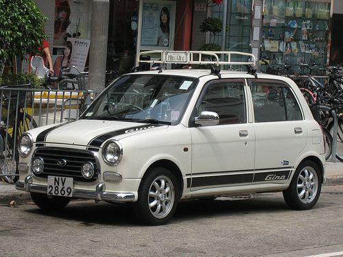 Daihatsu Mira Gina Keijidosha Kei Car
